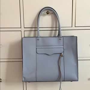 Handbags - Rebecca Minkoff MAB tote blue